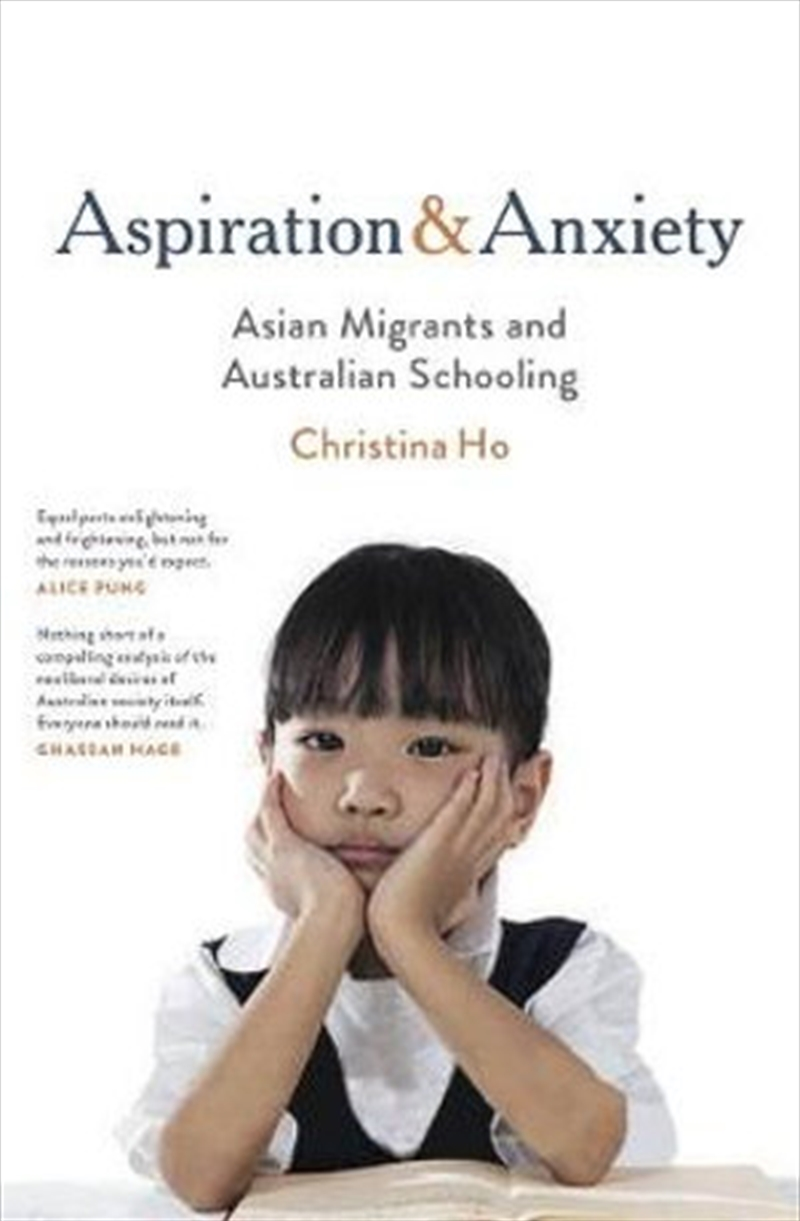 Aspiration And Anxiety   Paperback Book