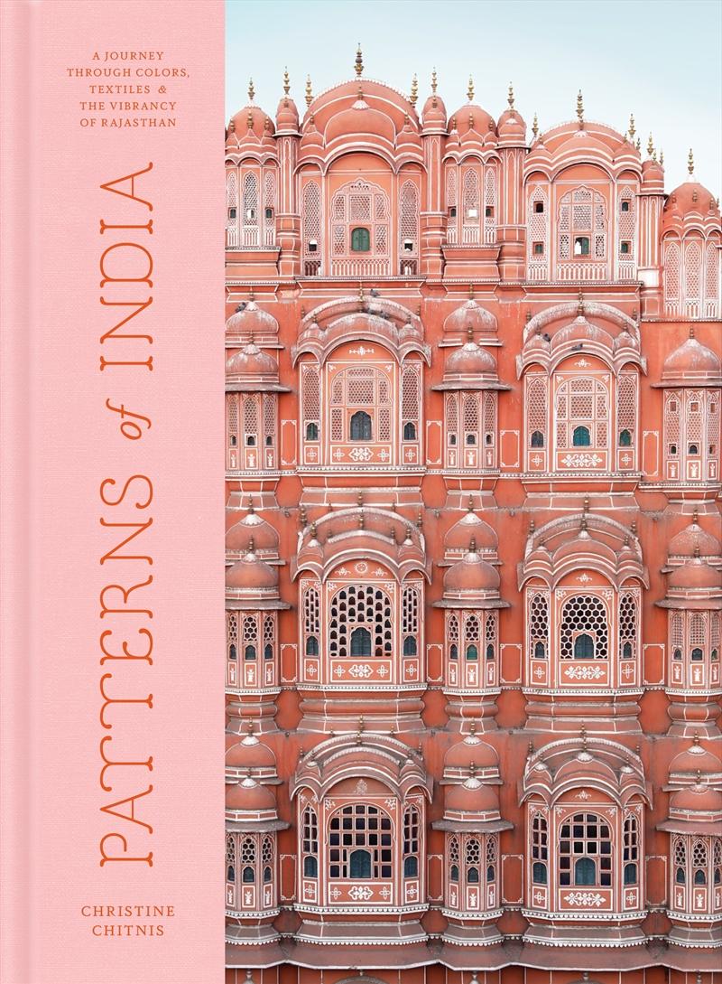 Patterns Of India   Hardback Book