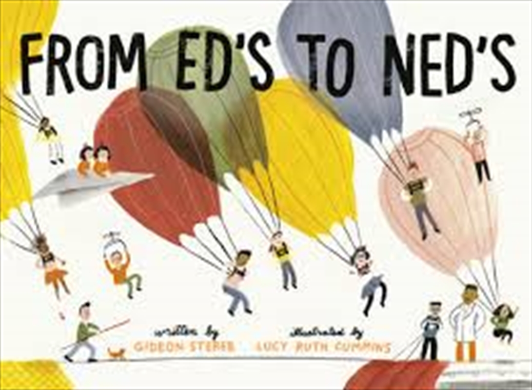 From Ed's To Ned's | Hardback Book
