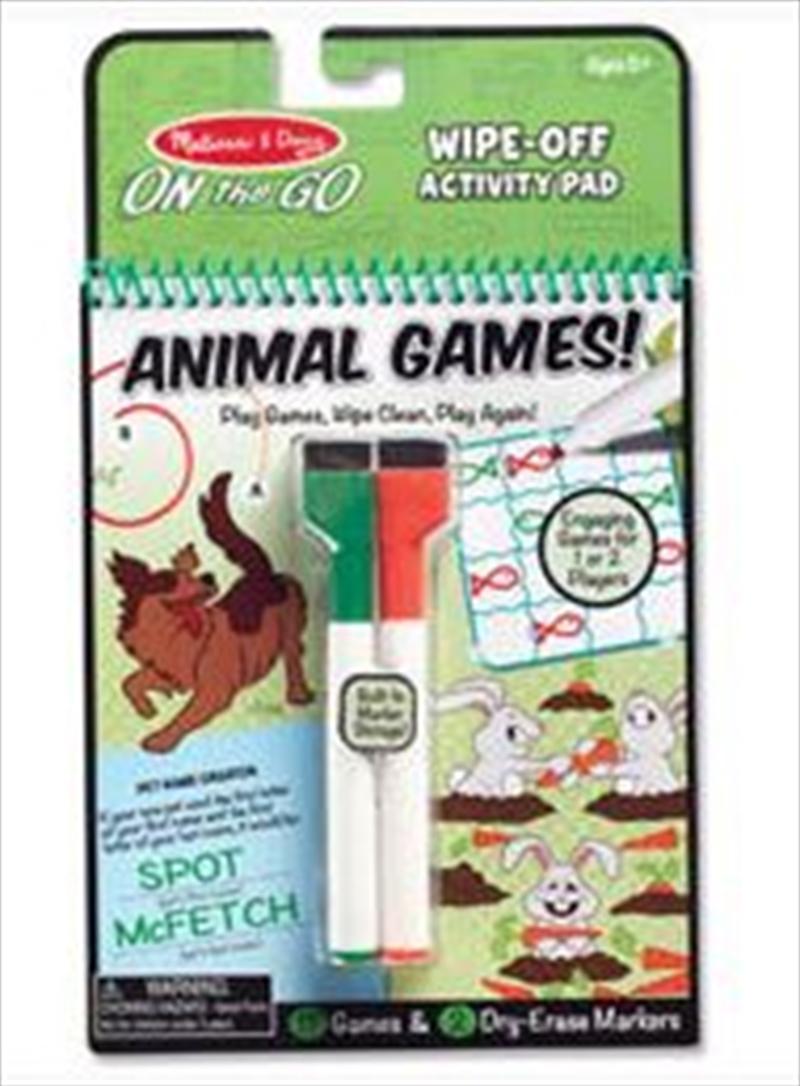Animal Games | Books