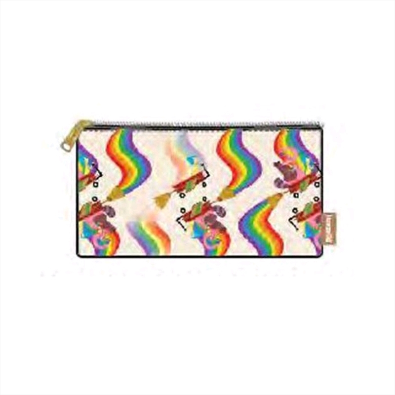 Loungefly - Inside Out - Bing Bong Wagon Pouch | Merchandise