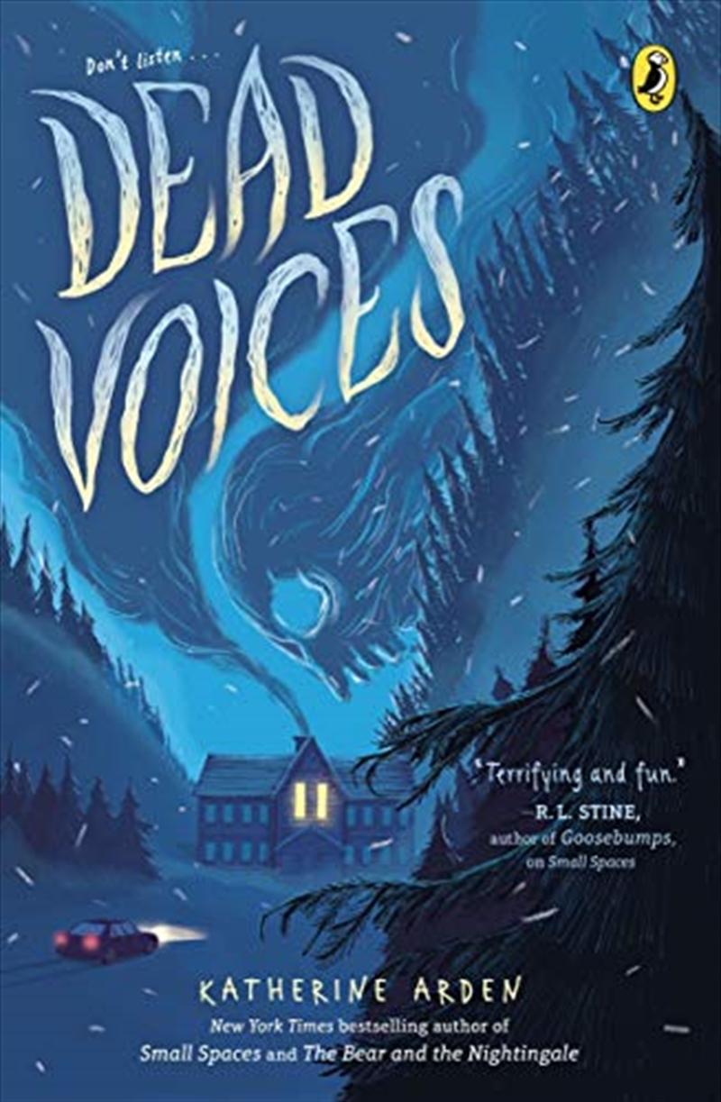 Dead Voices | Paperback Book