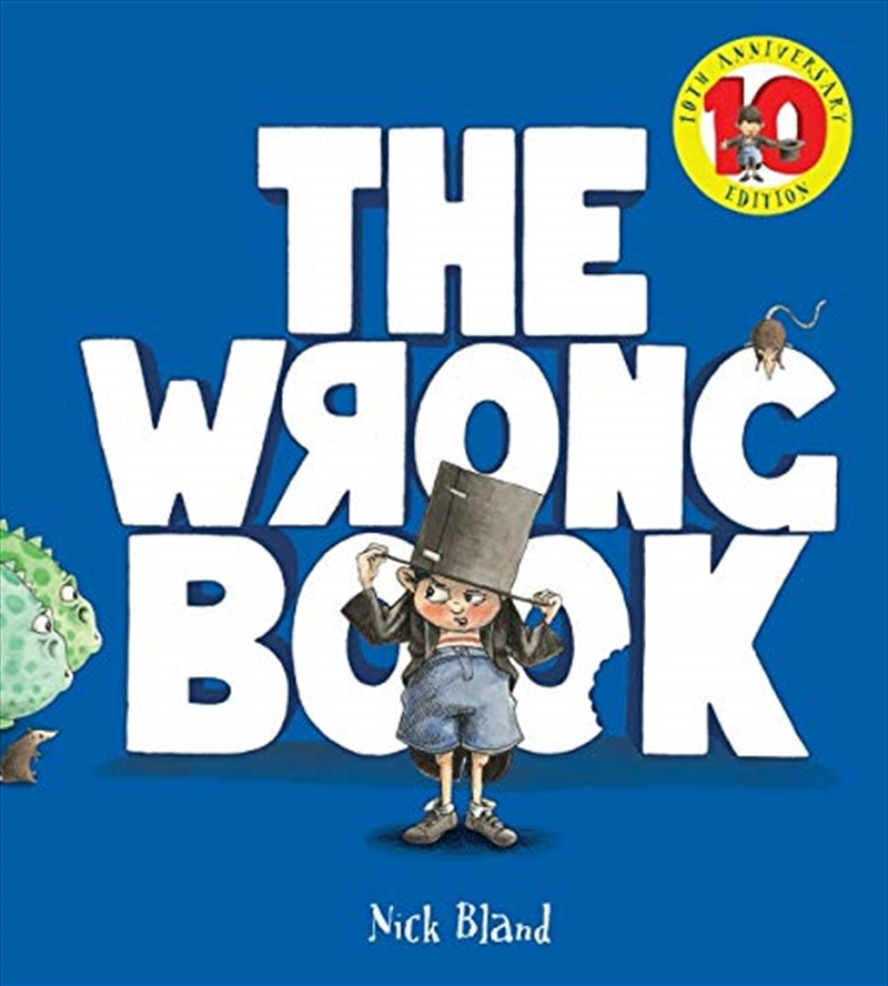 The Wrong Book 10th Anniversary Edition | Hardback Book