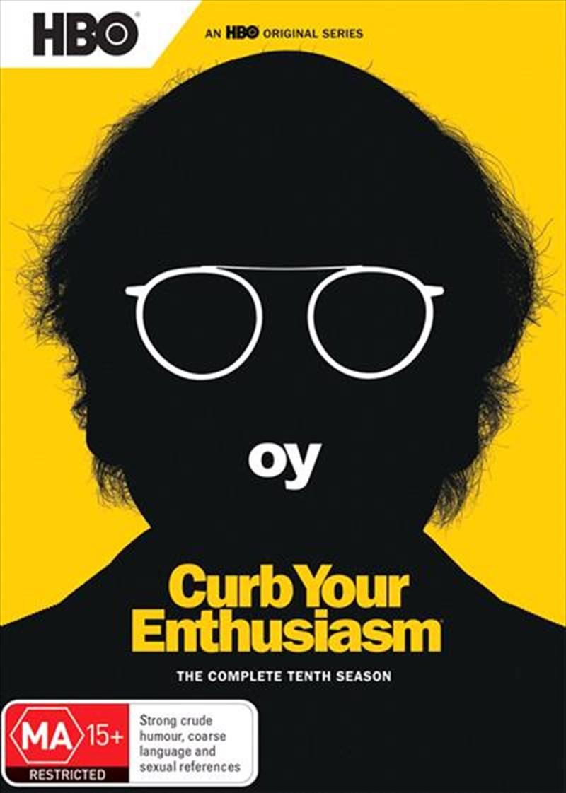 Curb Your Enthusiasm - Season 10 | DVD