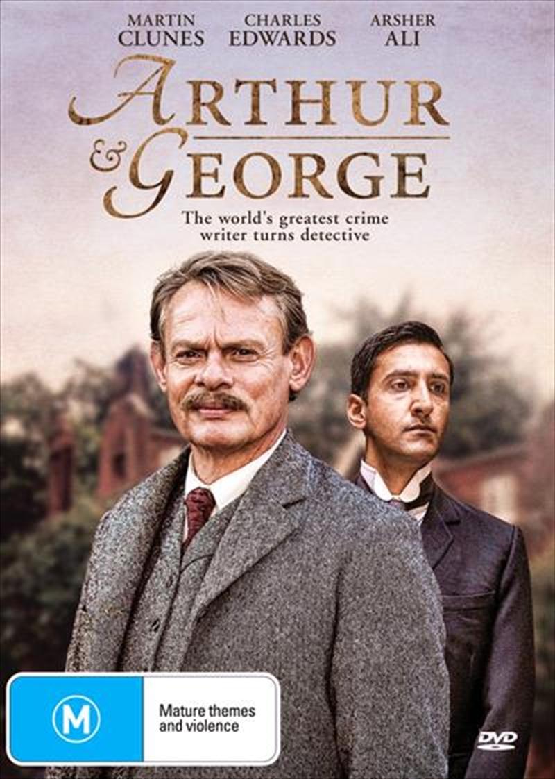 Arthur and George | DVD