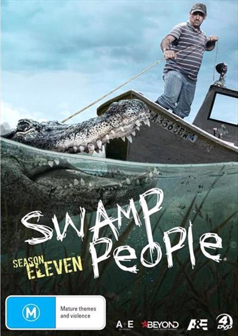 Swamp People - Season 11 | DVD