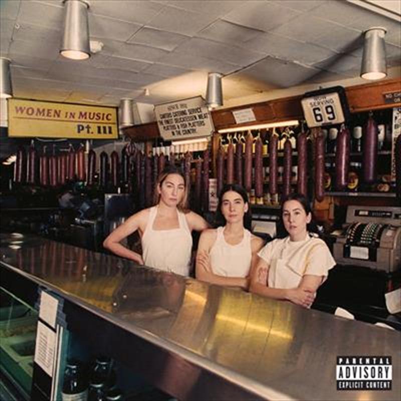 Women In Music Pt III | CD