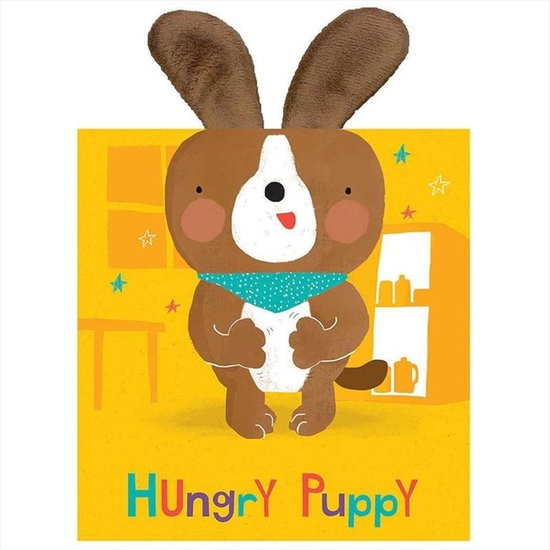 Snuggle Board: Hungry Puppy   Board Book