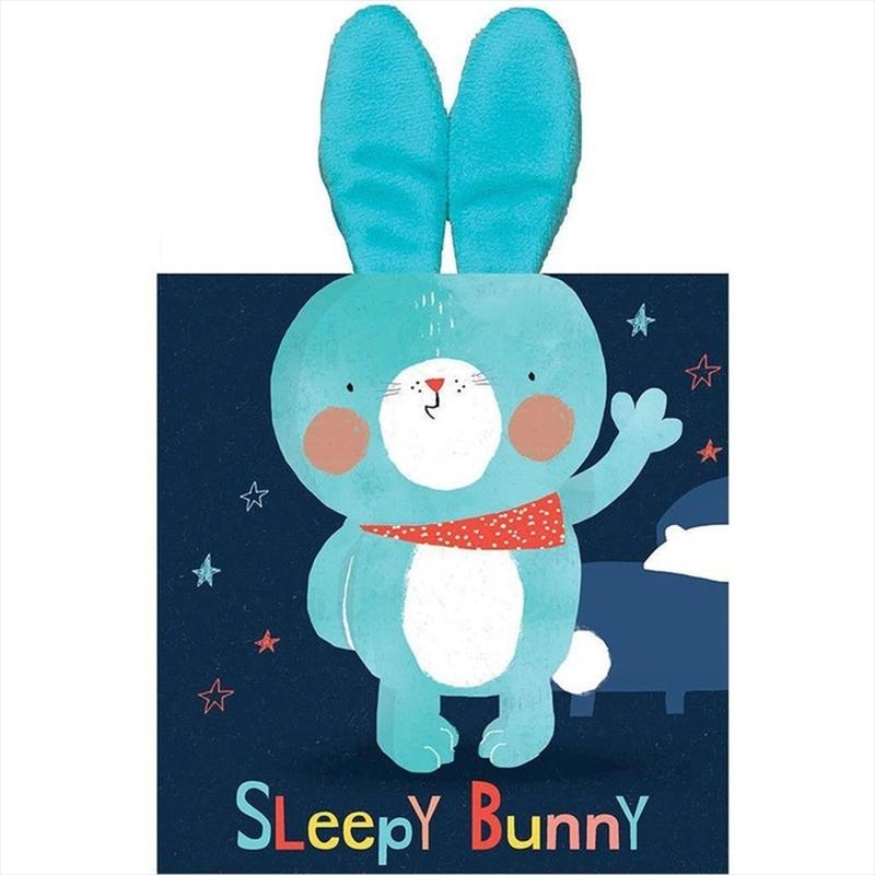 Snuggle Board: Sleepy Bunny | Board Book