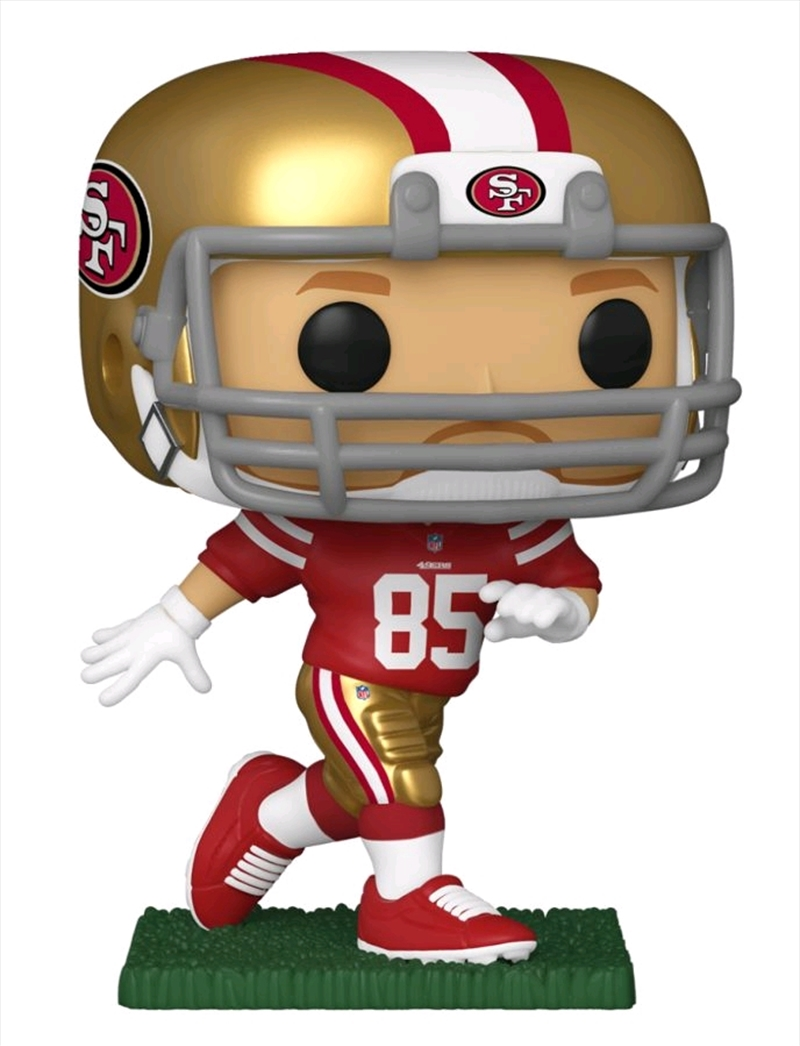 NFL: 49ers - George Kittle Pop! Vinyl | Pop Vinyl