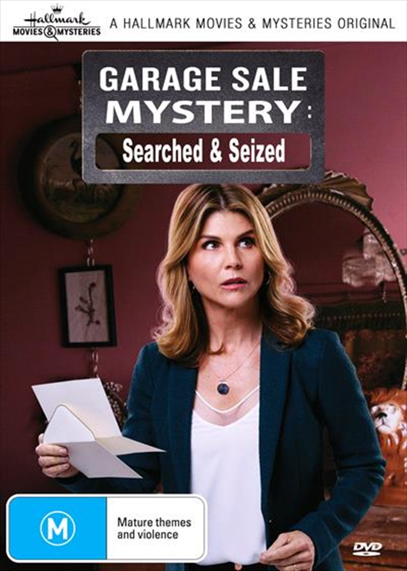 Garage Sale Mysteries - Searched and Seized | DVD