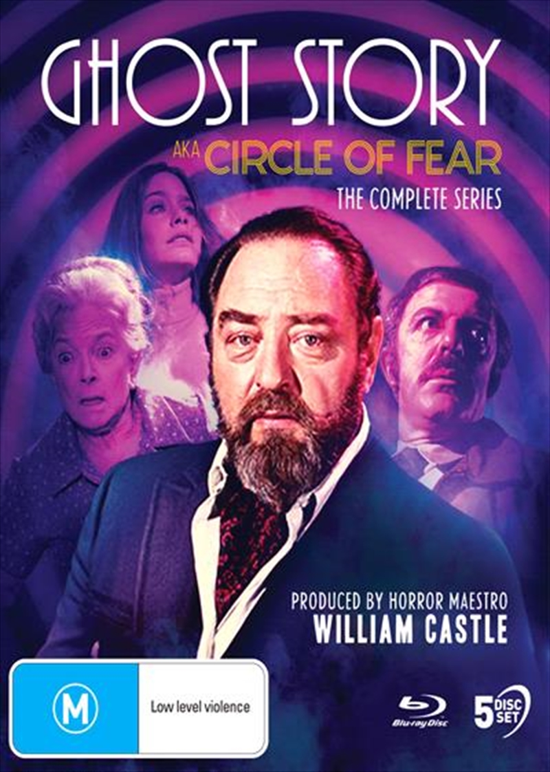 Ghost Story aka Circle Of Fear | Complete Series | Blu-ray