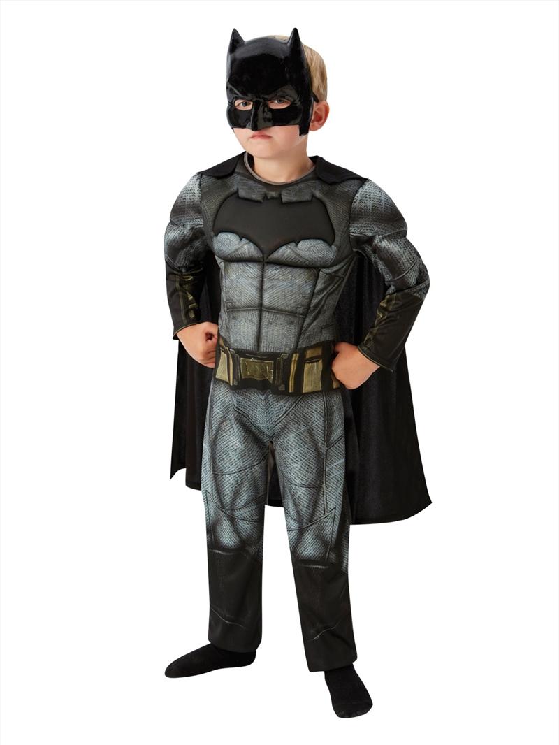 Batman Doj Deluxe: Size L   Apparel