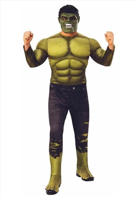Hulk Deluxe Infinity War: Std | Apparel