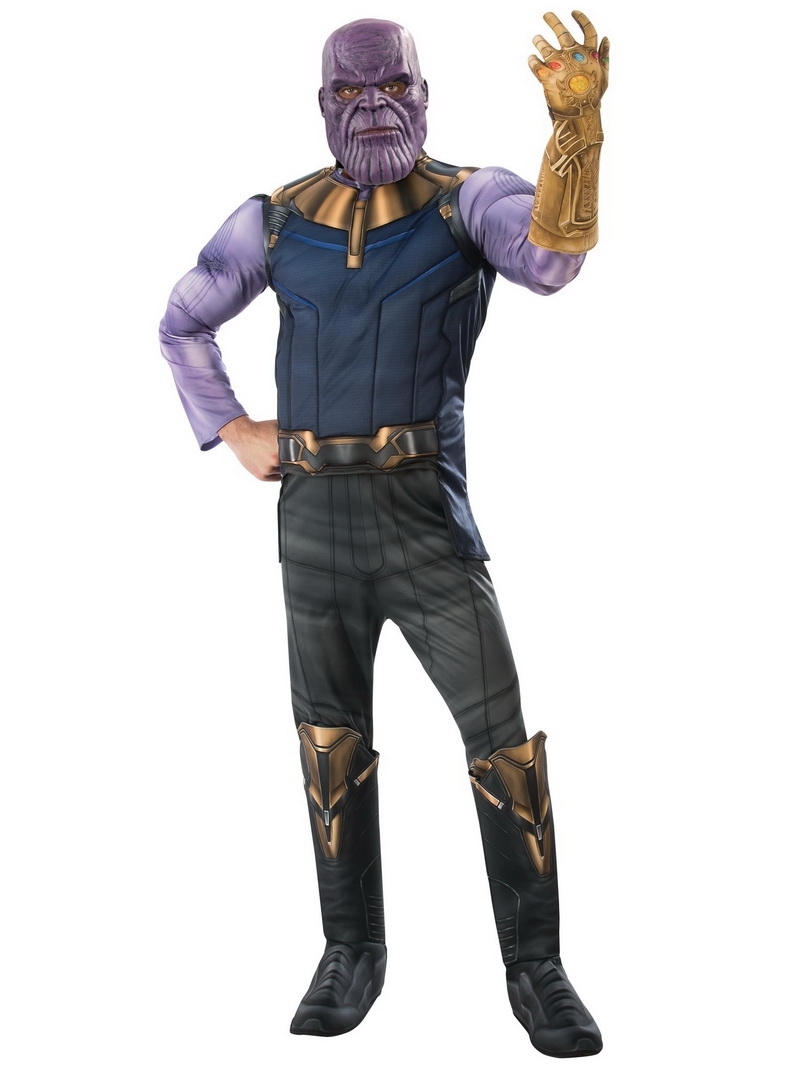 Thanos Adult Costume - Size Standard | Apparel