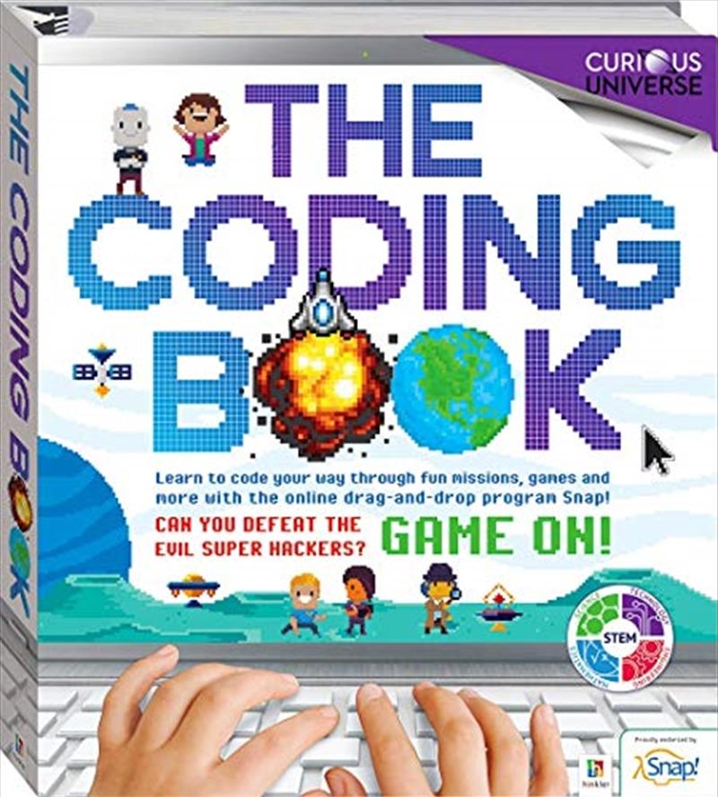 The Coding Book | Books
