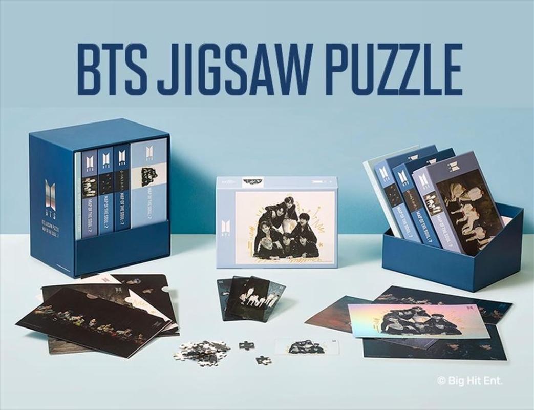 BTS Map of the Soul 7 Jigsaw Puzzle Set | Merchandise