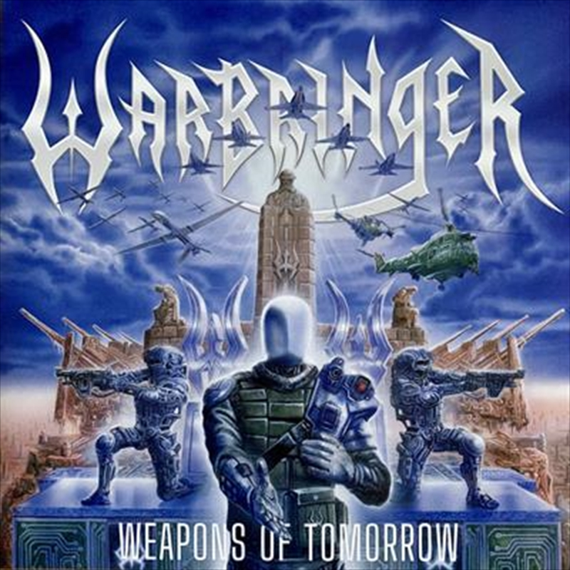 Weapons Of Tomorrow | CD