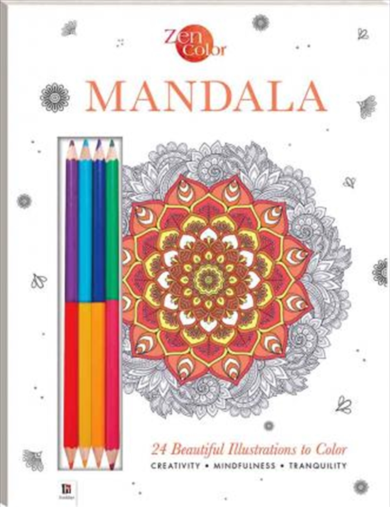 Zen Color: Mandala | Colouring Book