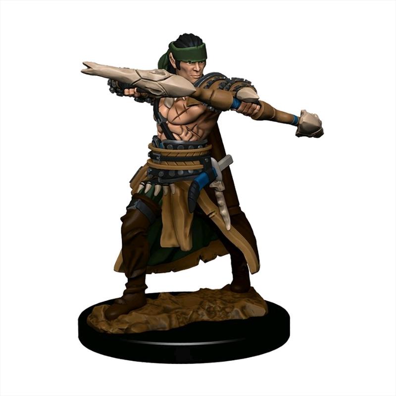 Pathfinder - Half-Elf Ranger Male Premium Figure   Games