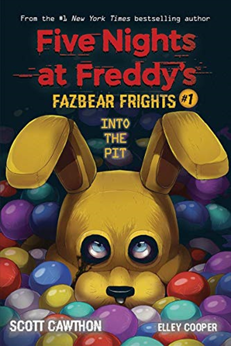 Into The Pit (five Nights At Freddy's: Fazbear Frights #1) (1) | Paperback Book