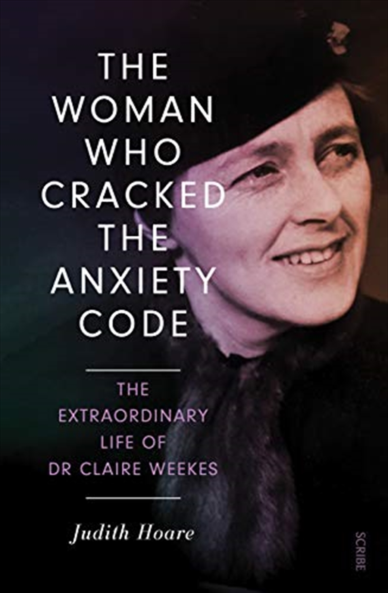 The Woman Who Cracked the Anxiety Code   Paperback Book