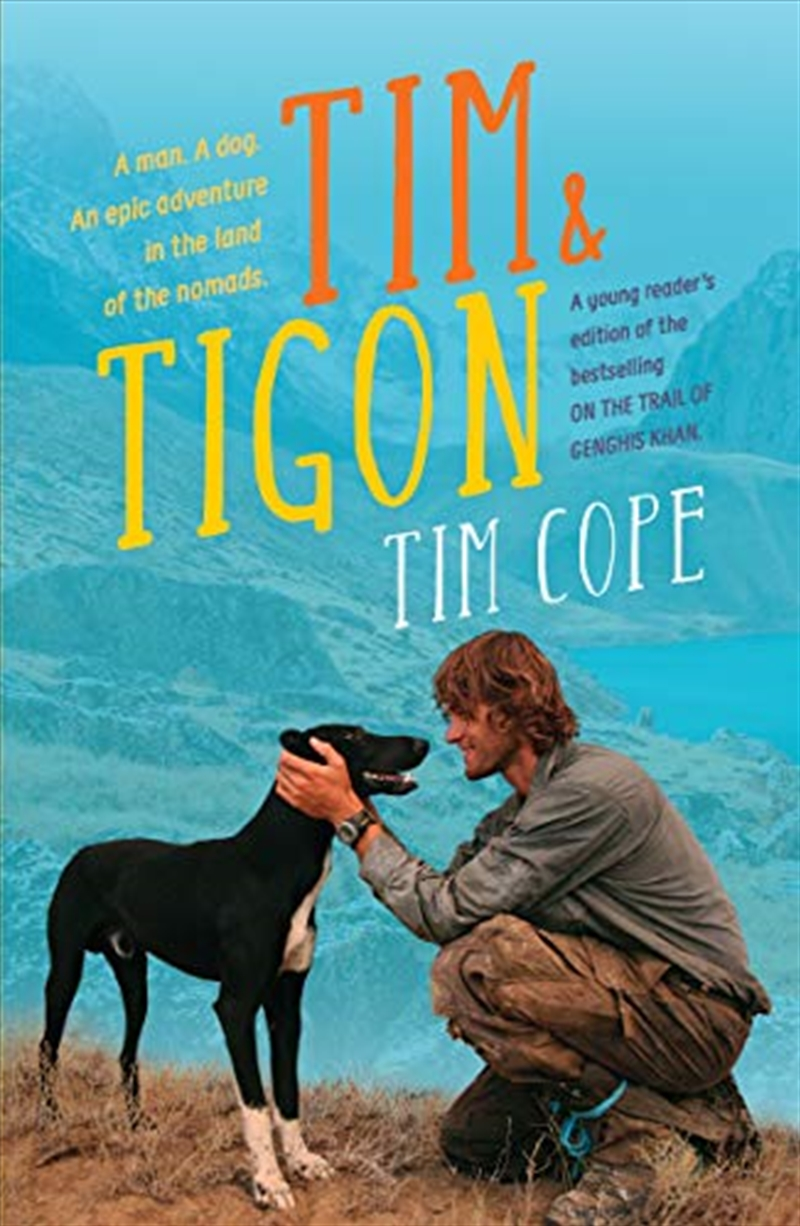 Tim & Tigon | Paperback Book