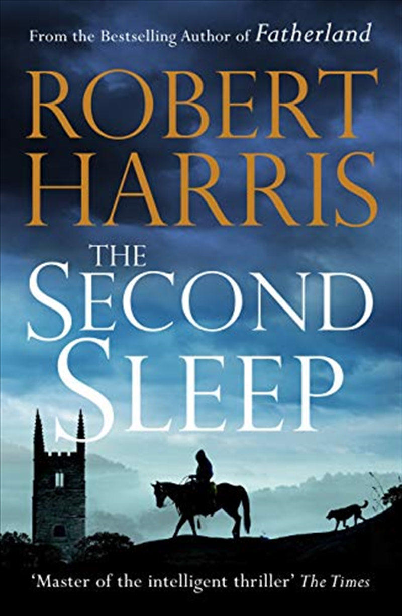 The Second Sleep (september 2019) | Paperback Book