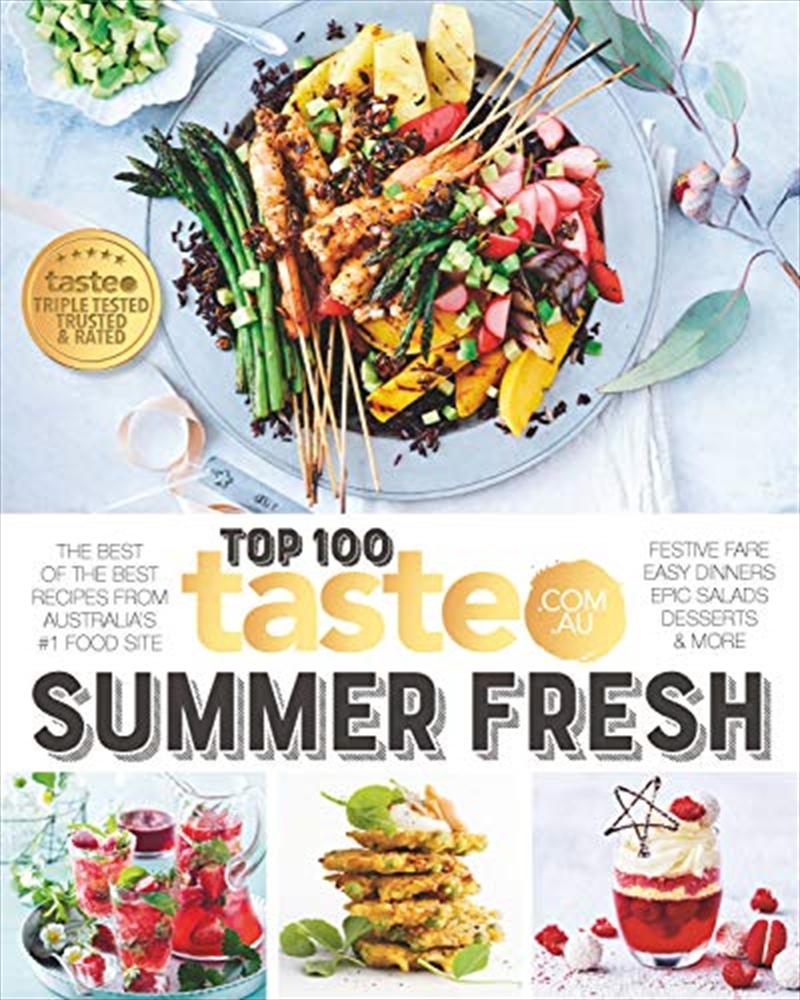 Taste Top 100: Summer Fresh | Paperback Book