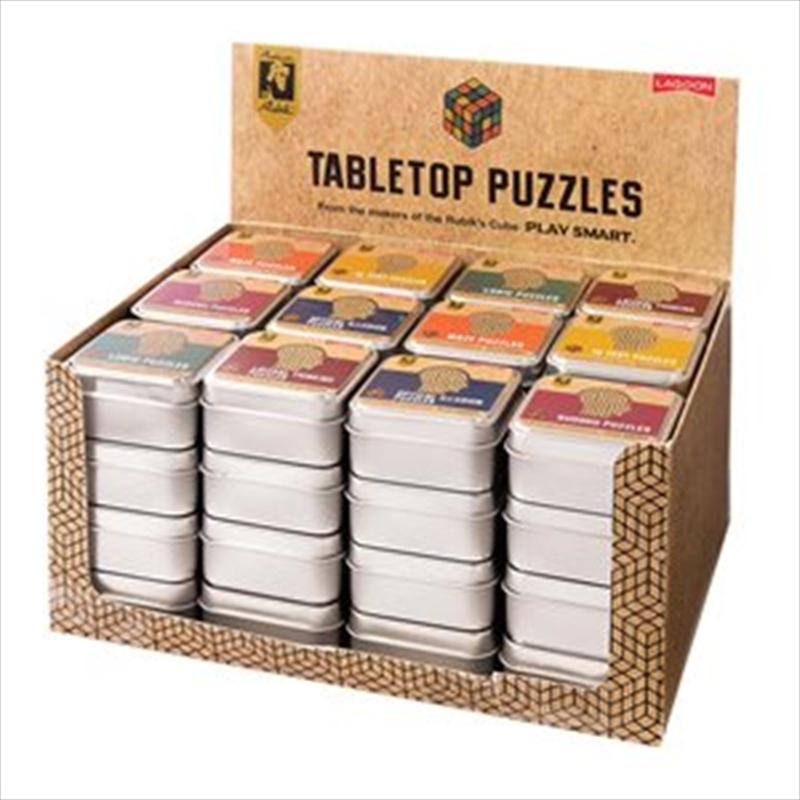 Tabletop Puzzles (Sent At Random) | Merchandise