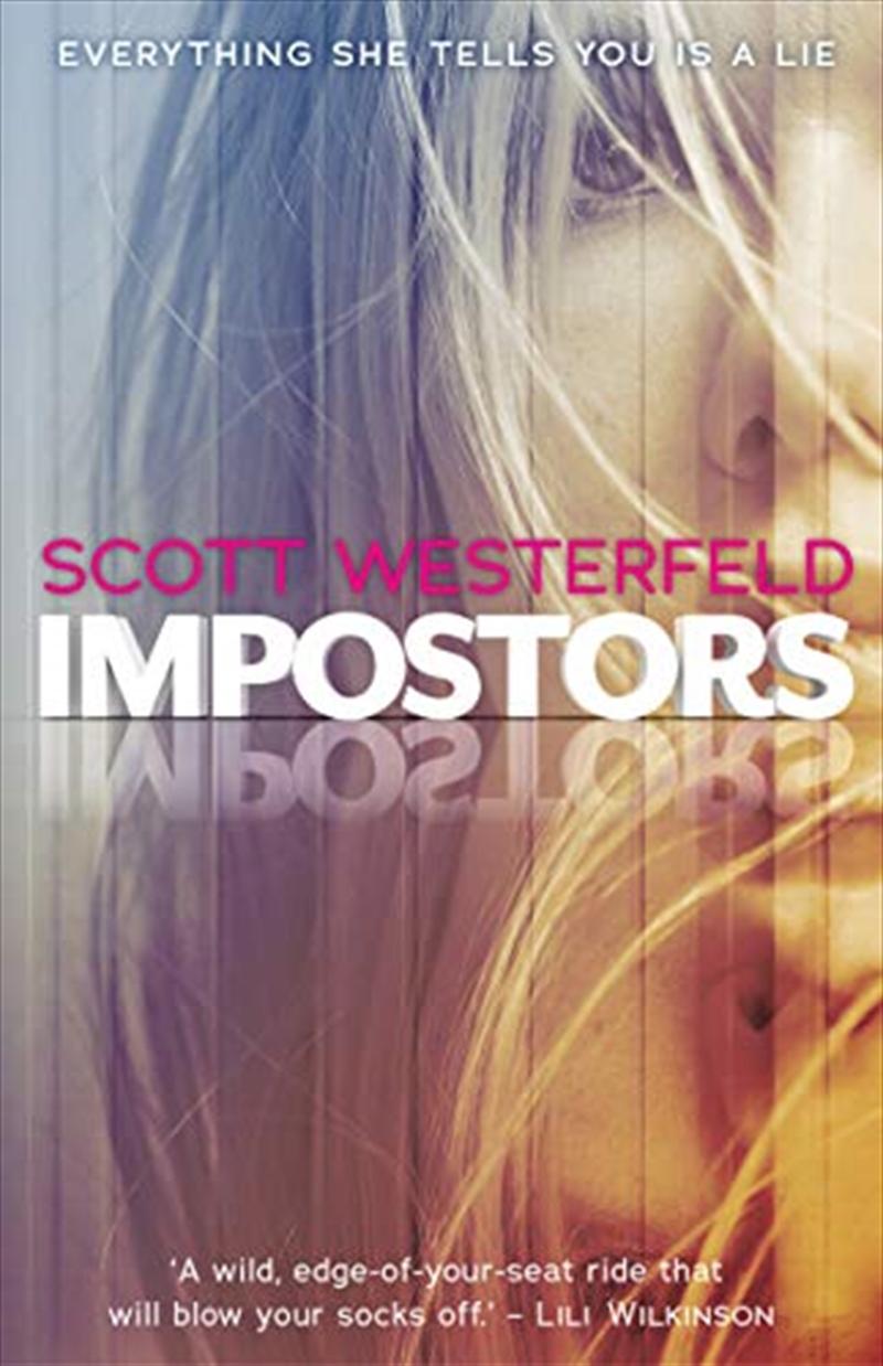 Impostors (paperback) | Paperback Book
