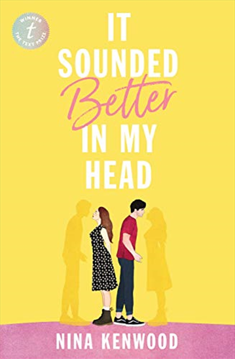 It Sounded Better In My Head | Paperback Book