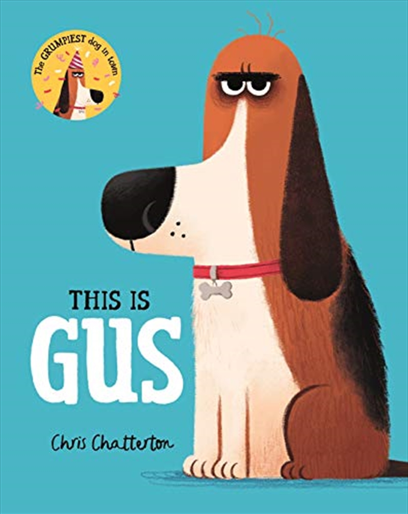 This Is Gus | Paperback Book