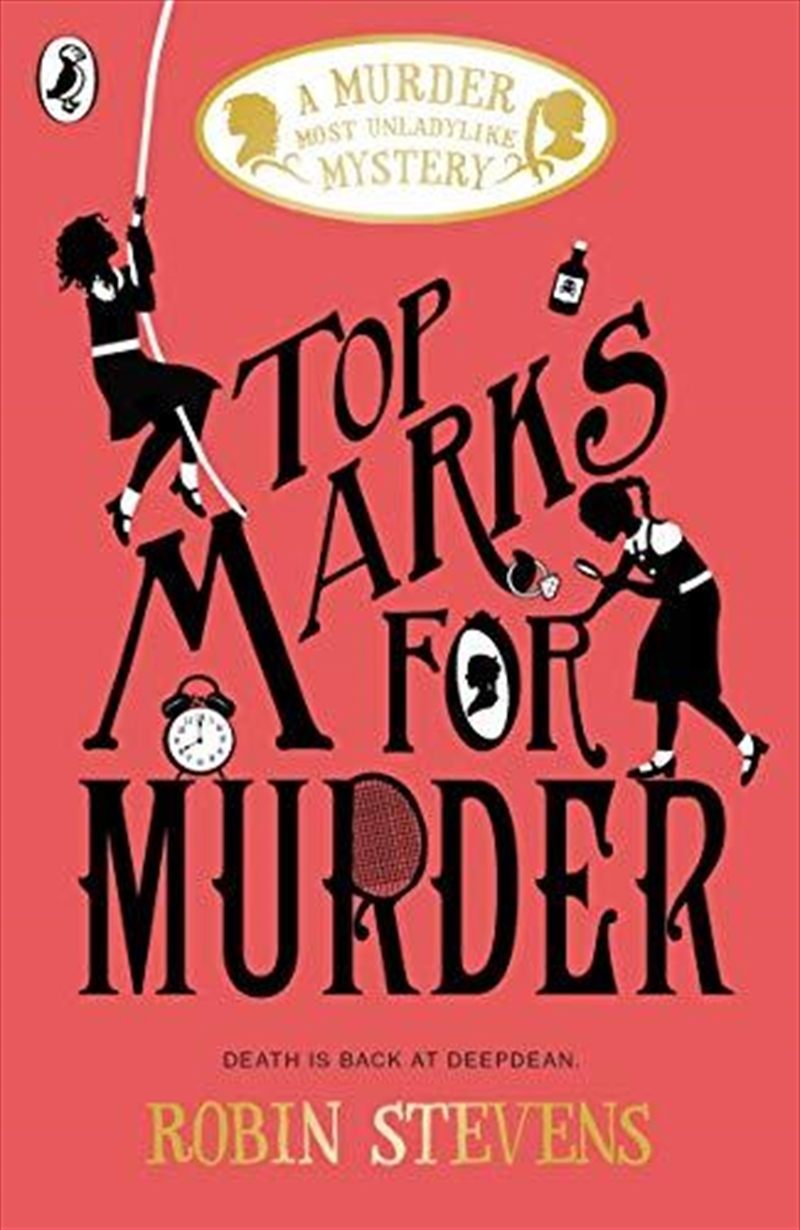 Murder Most Unladylike 8 | Paperback Book
