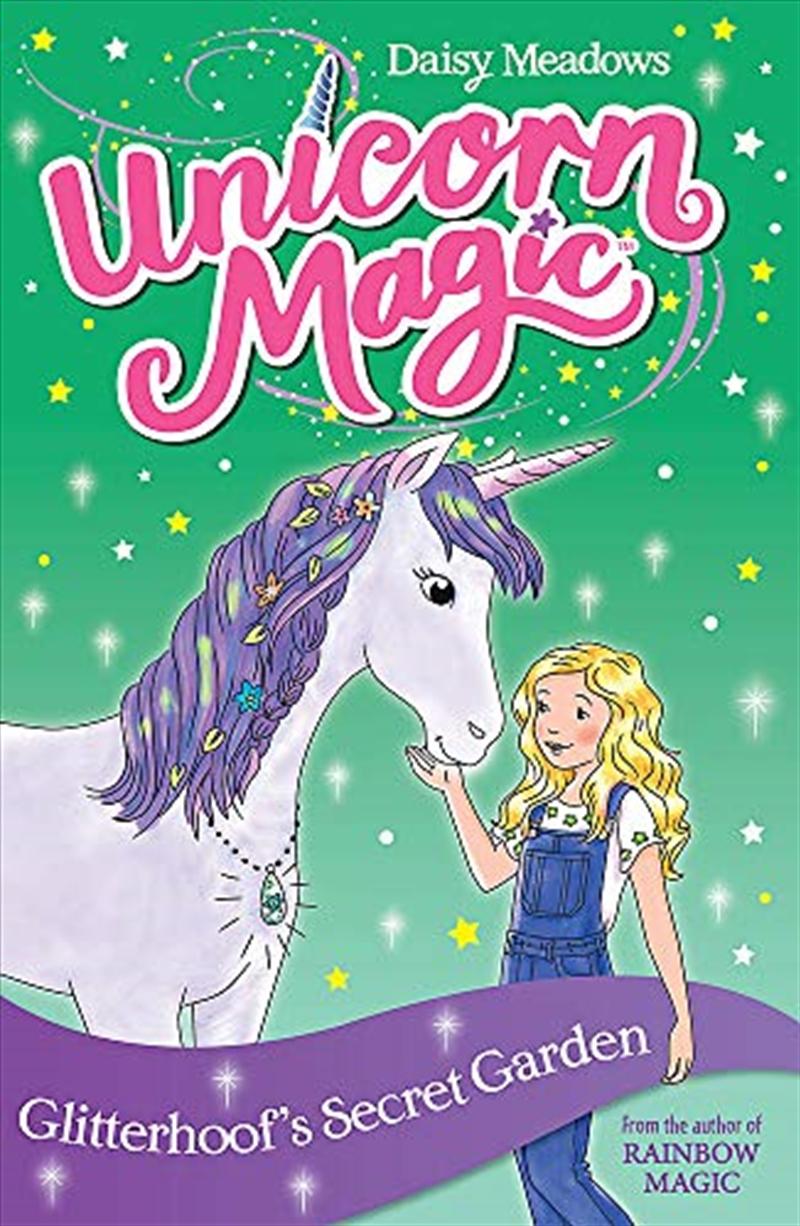Glitterhoof's Secret Garden: Book 3 (unicorn Magic) | Paperback Book