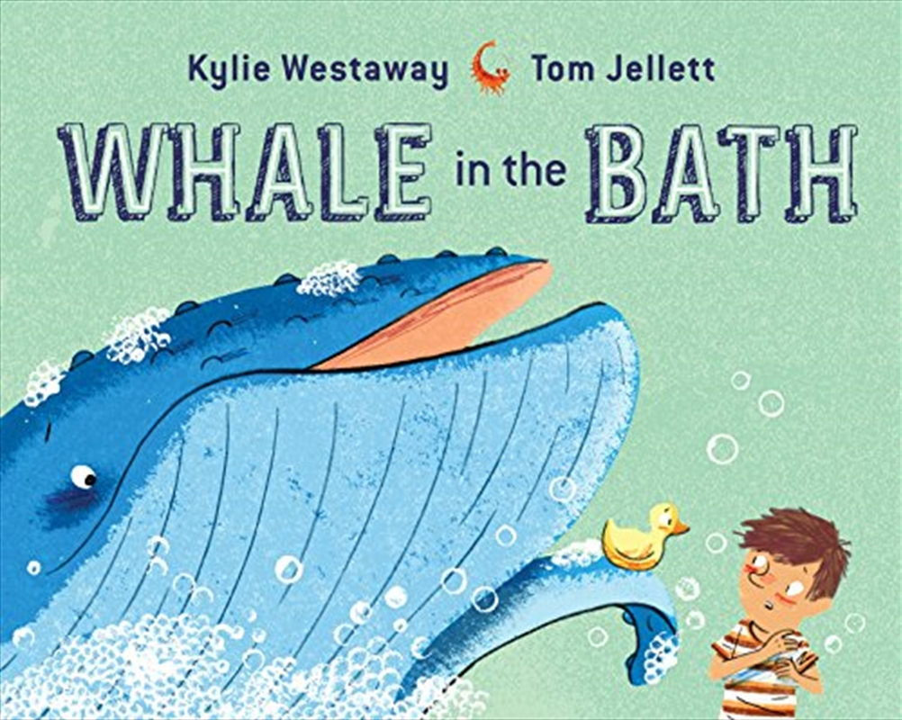 Whale In The Bath | Paperback Book