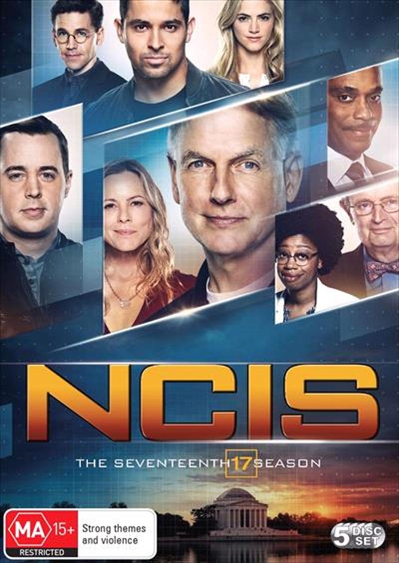 NCIS - Season 17   DVD