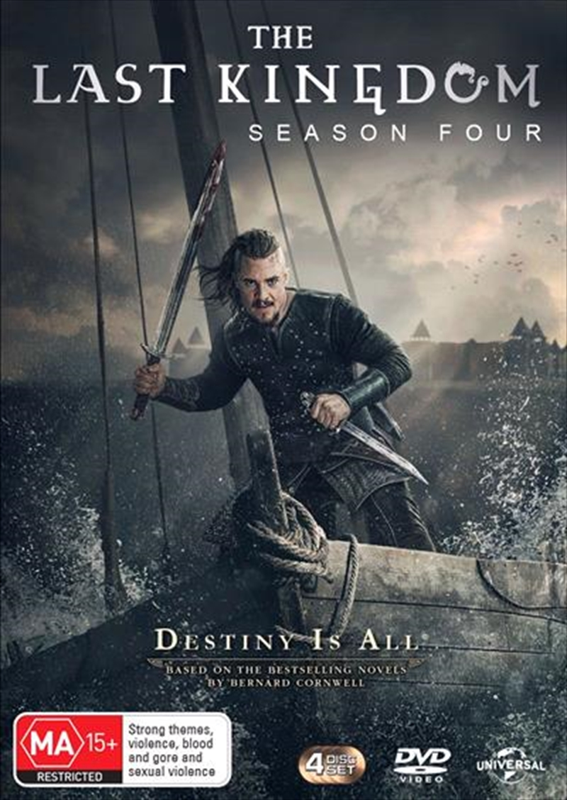Last Kingdom - Season 4, The | DVD