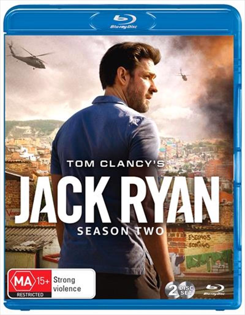 Tom Clancy's Jack Ryan - Season 2 | Blu-ray
