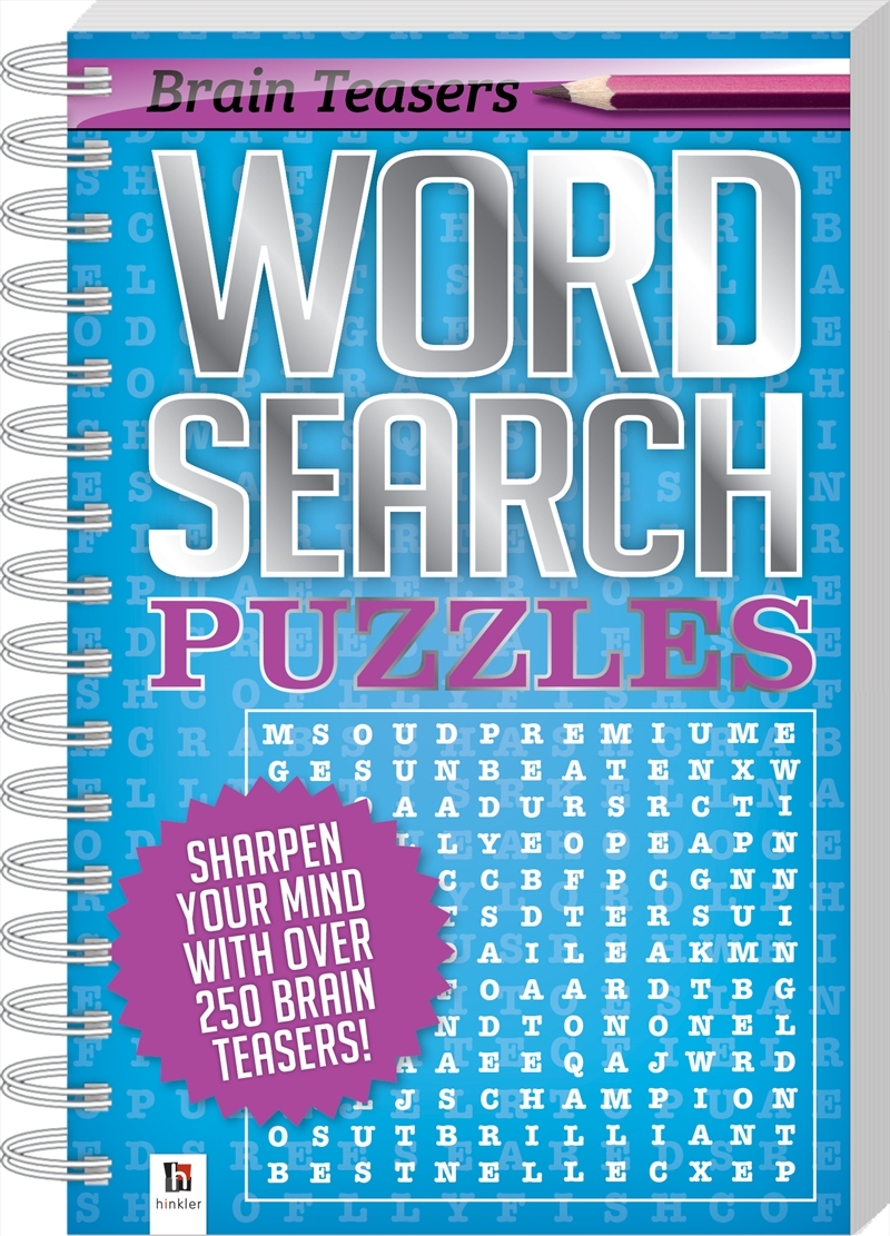 Brain Teasers S3: Word Search Puzzles (2020 ed) | Books
