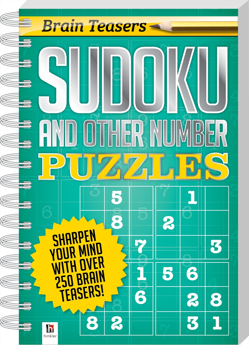 Brain Teasers S3: Sudoku and other Number Puzzles (2020 ed) | Books