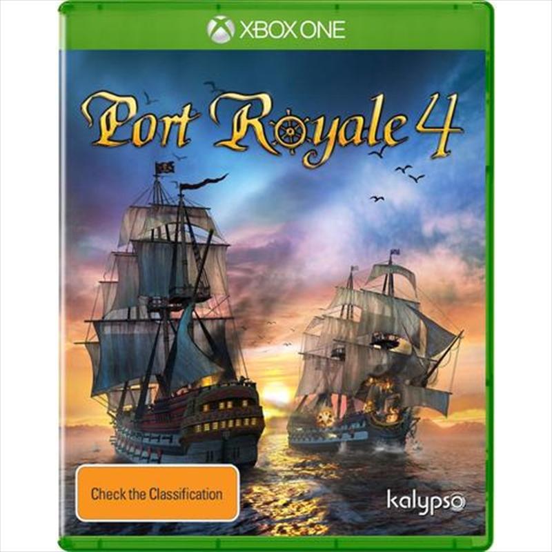 Port Royale 4 | XBox One