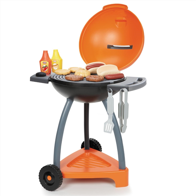 Sizzle And Serve Grill   Toy