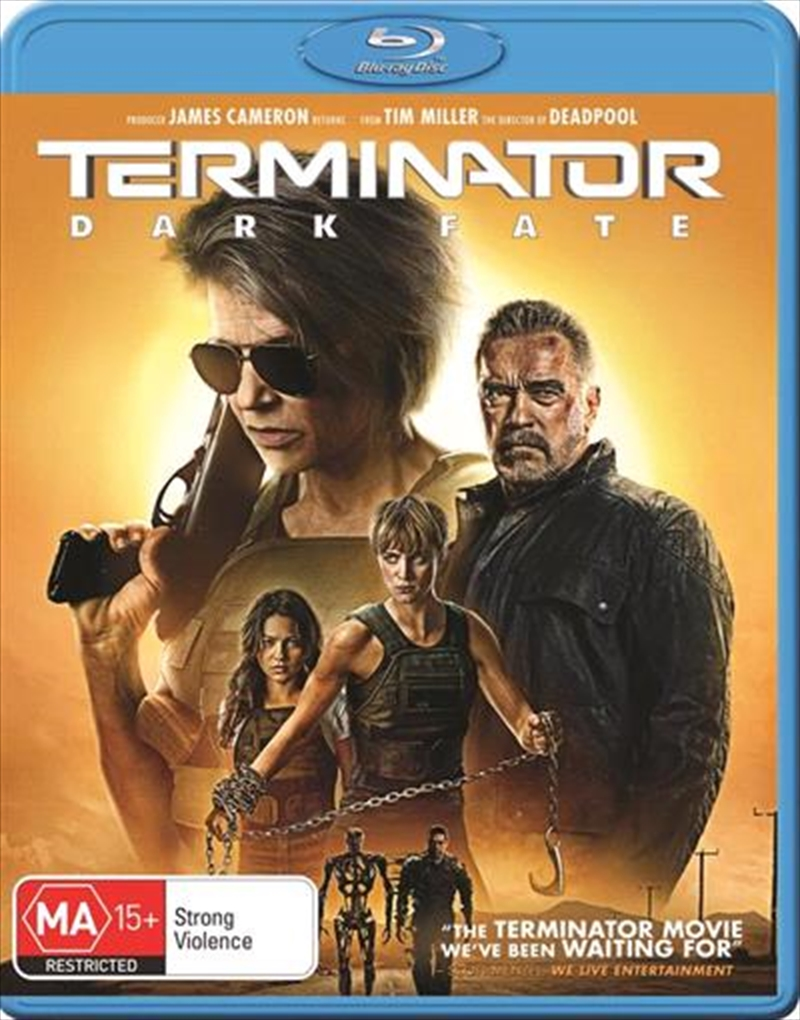 Terminator - Dark Fate | Blu-ray