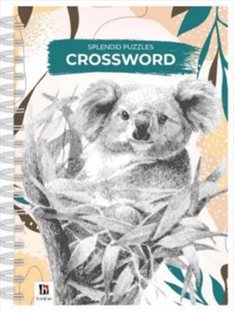 Australiana Crosswords | Spiral Bound