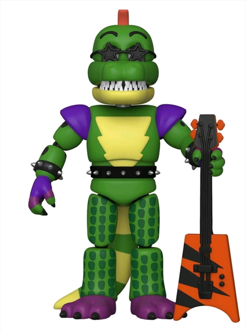 Five Nights at Freddy's: Security Breach - Montgomery Gator Figure | Merchandise