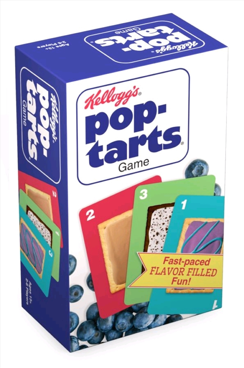 Pop Tarts - Card Game | Merchandise