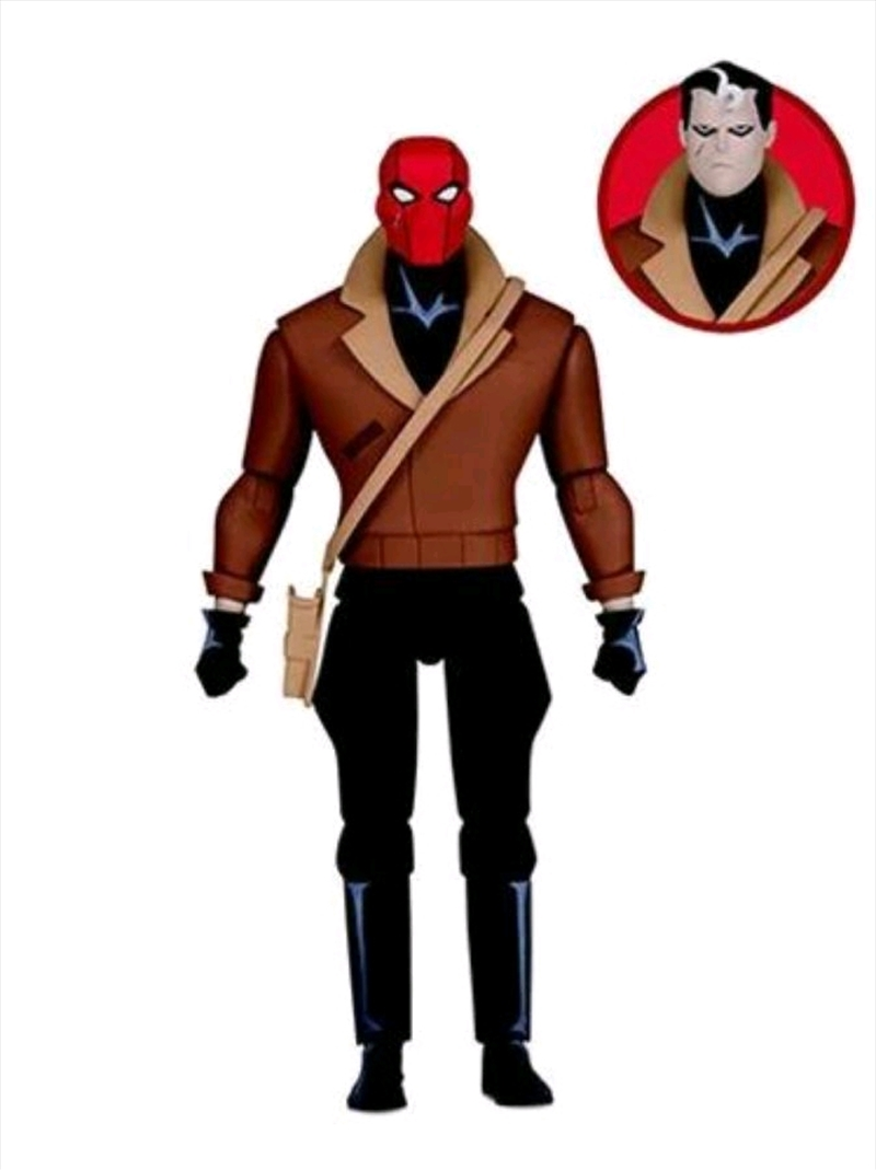 Batman: The Animated Series - Red Hood Action Figure | Merchandise