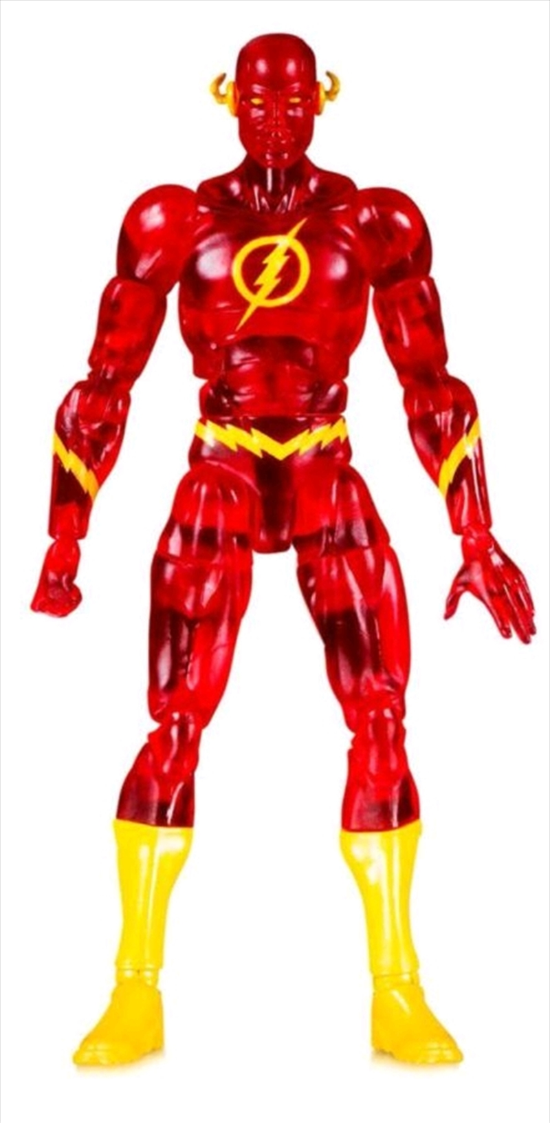 Flash - Flash Speed Force Essentials Action Figure | Merchandise