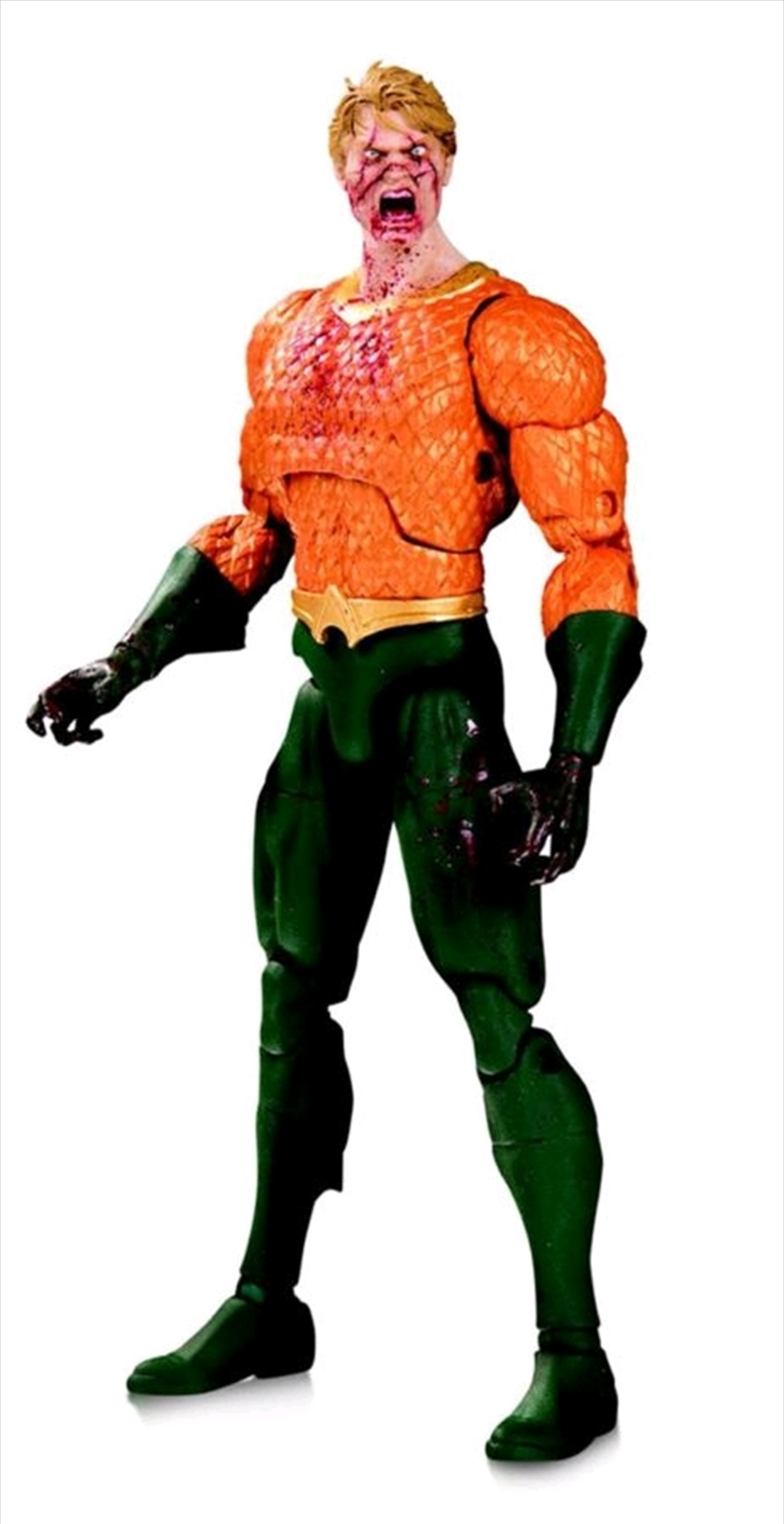 Aquaman - Aquaman Dceased Essentials Action Figure | Merchandise